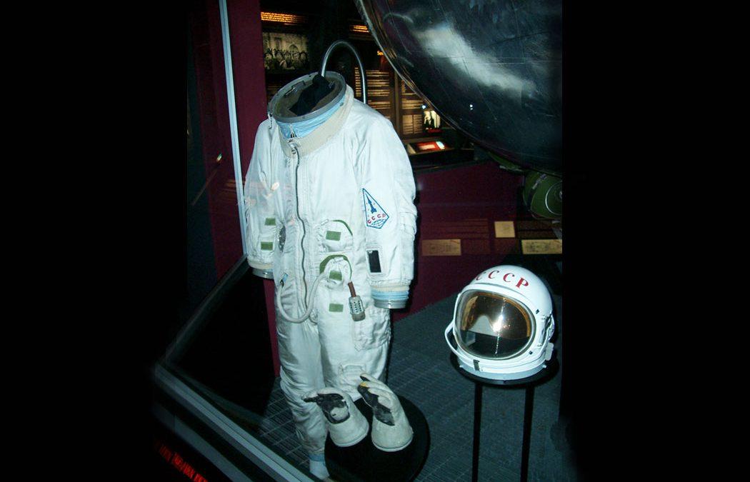 Cosmonaut Suit