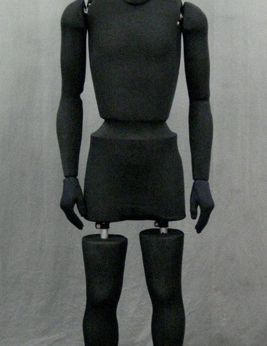 4100 Ethafoam Man (black)