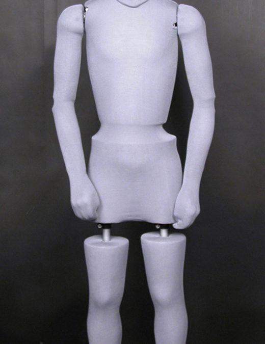 4100 Ethafoam Man (grey)