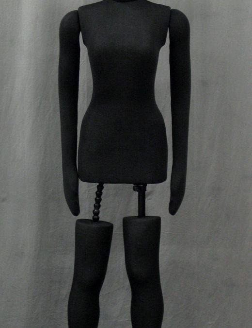 4150 Economy Ethafoam Woman (black)