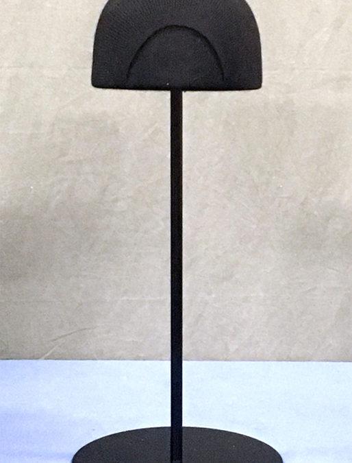 6012 Display Hat Mount (black)