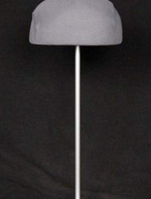 6012 Display Hat Mount (grey)