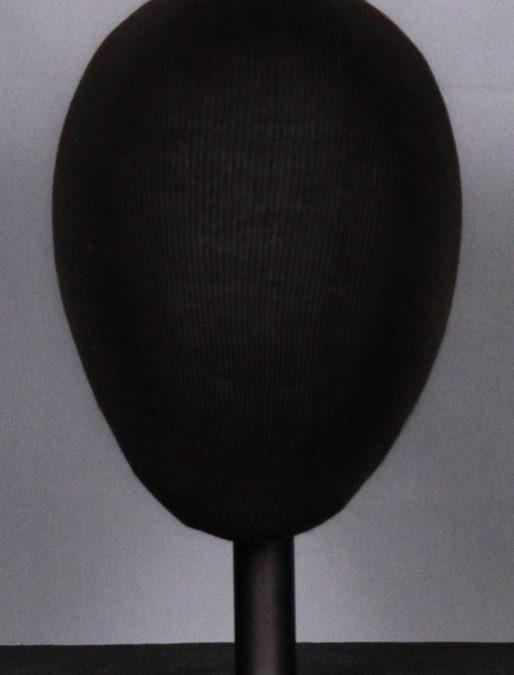 6015 Head Mount Large (black)