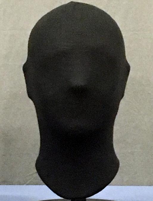 6020 Head Mount Male (black)